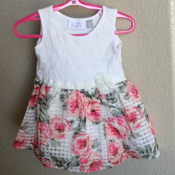 The Children's Place Other - The Children's Place Dress, 18-24 months